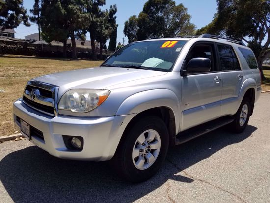 Picture of Used 2007 Toyota 4 Runner SR5