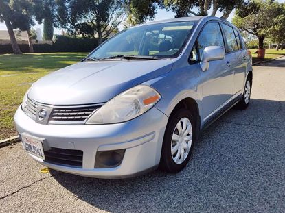 Picture of Used 2009 Nissan Versa Hatchback