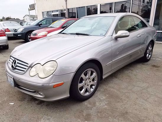 Picture of Used 2003 Mercedes Benz CLK 320 Coupe
