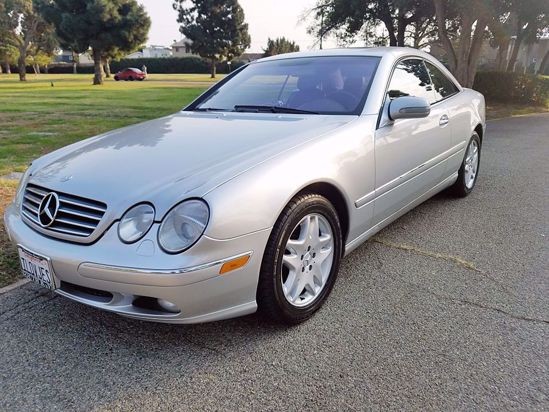 Picture of Used 2003 Mercedes Benz CL - 500