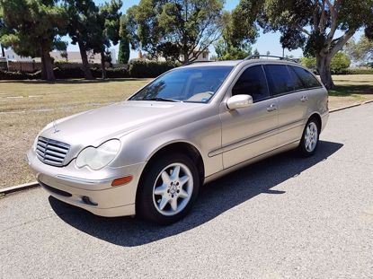 Picture of Used 2002 Mercedes Benz C-320 Station Wagon