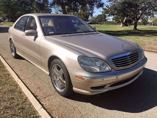 Picture of Used 2001 Mercedes Benz S-500