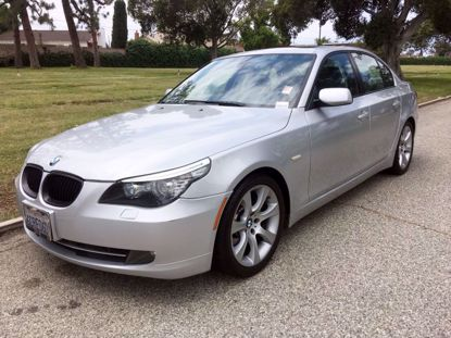 Picture of Used 2008 BMW 535i Twin Turbo 6 Speed Automatic sedan