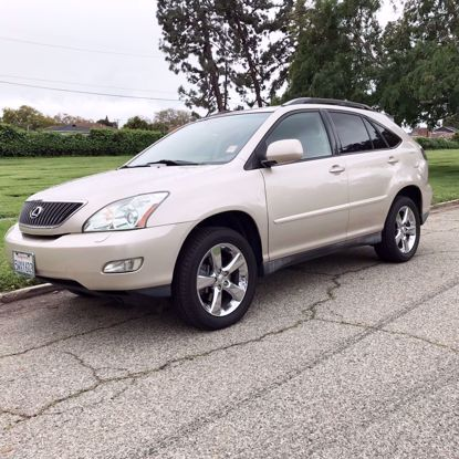Picture of Used 2007 Lexus RX-350 Gold